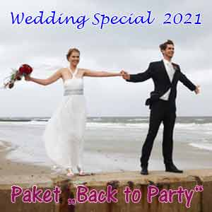 Wedding Special 2021 - Back to Party