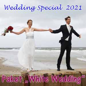 Wedding Special 2021 - White Wedding